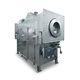 forno de secagem / rotativo / em aço inoxidável / para avelãs
